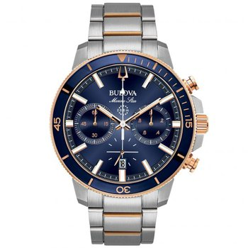 Bulova Marine Star with Screw Down Crown