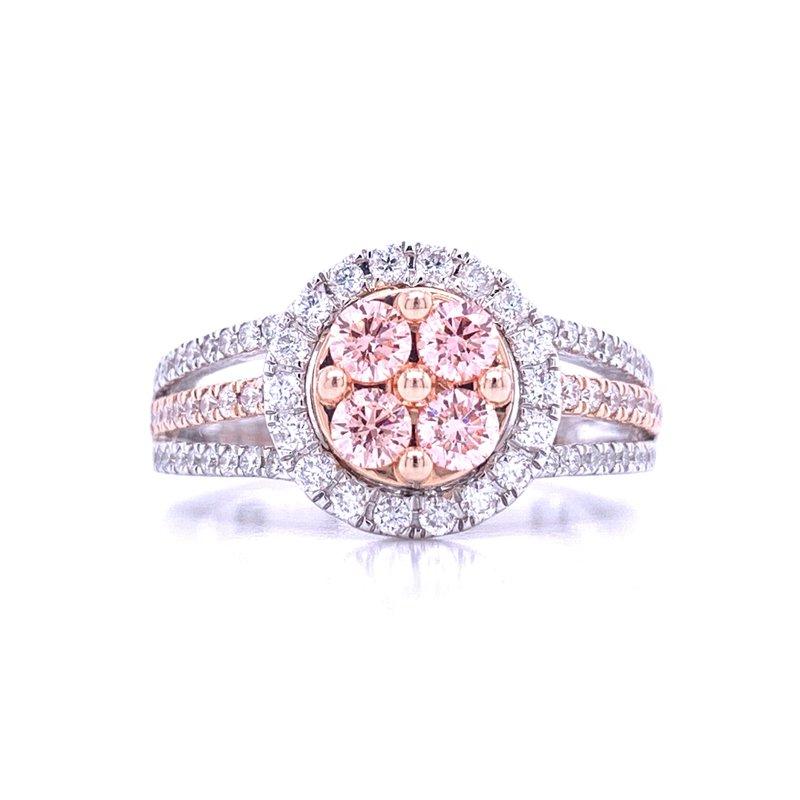 Bryan Beauties Pink Diamond Ring