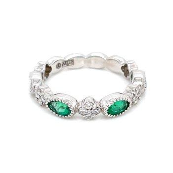 East-West EmeraldStackable