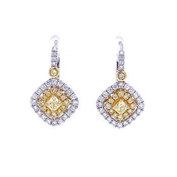 Radiate with Yellow Diamonds