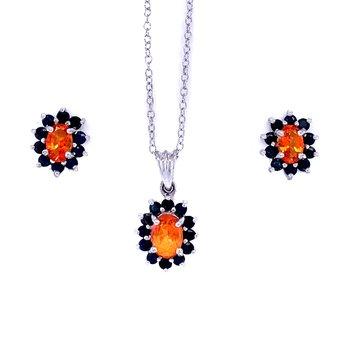 Auburn Colors Gift Set