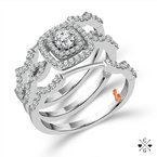 Bryan Beauties True Promise Bridal Set