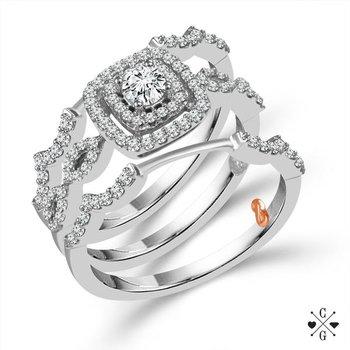 True Promise Bridal Set
