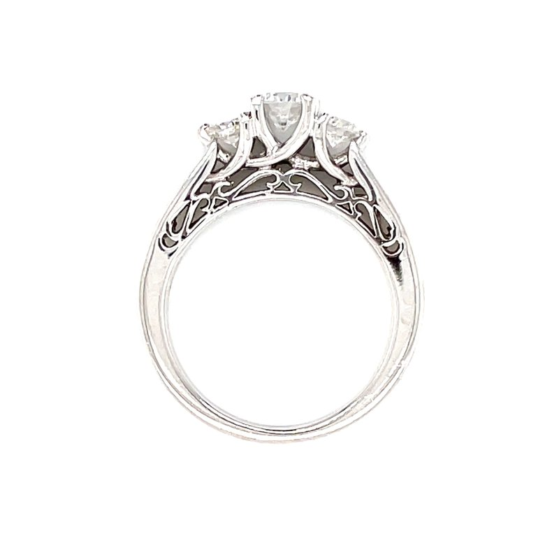 Previously Loved Past, Present & Future Wedding Set