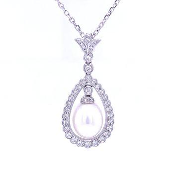 Regal Pearl Pendant