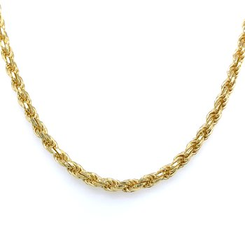 3mm Rope Chain - 20 inches