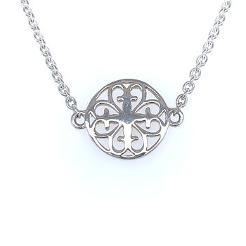 Architecturally Inspired Necklace