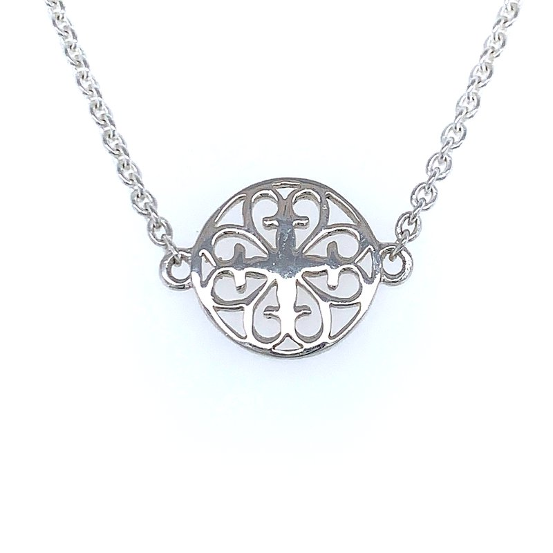 Bryan Beauties Architecturally Inspired Necklace