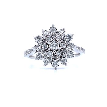 Ready to Sparkle Ring