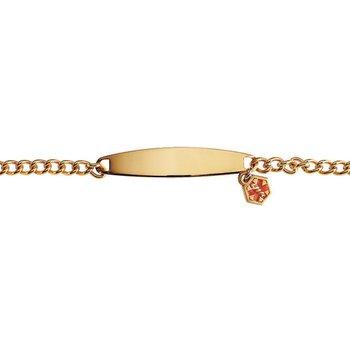 Medical ID Bracelet-ladies yp