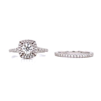 Romance is Spoken Here Wedding Set
