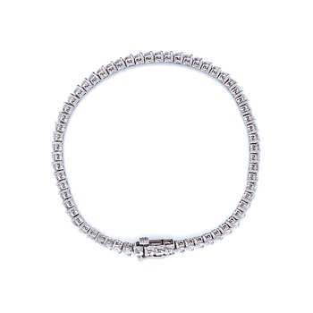 5ctw Diamond Tennis Bracelet
