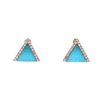 Bassali Amazonite Earrings