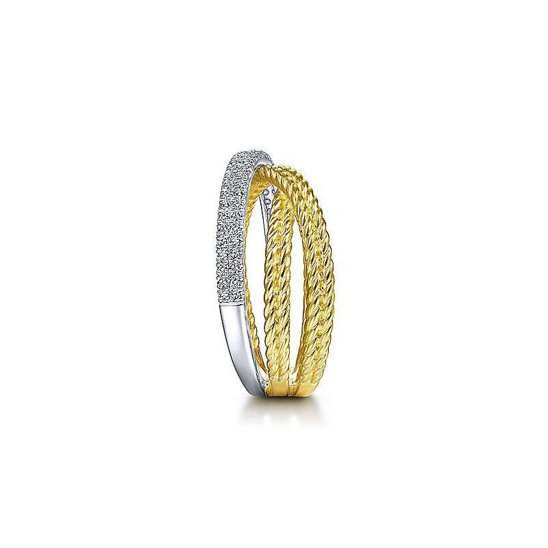 Bryan Beauties Gabriel Ladies Ring 51660M