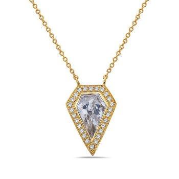 Bassali Shield Necklace