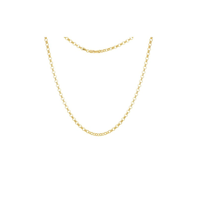 Bryan Beauties 14k Yellow Gold Anklet