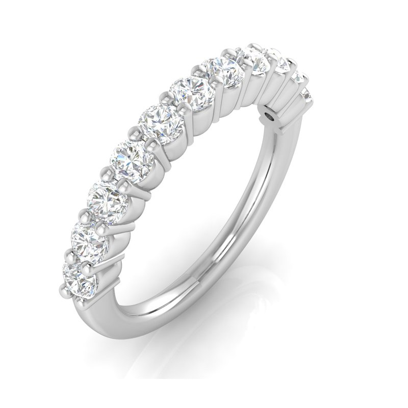 Bryan Beauties 1ctw Lab Grown Diamond Band-11 stones