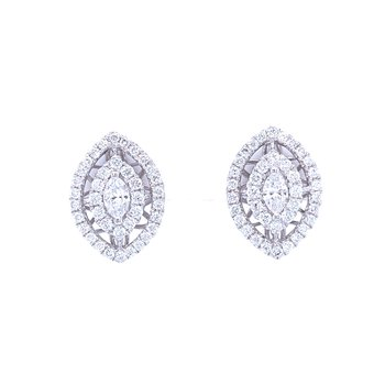 Magnificent Marquise Earrings
