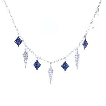 Meira T Sapphire Necklace