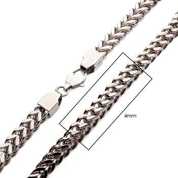 4mm Steel Franco Chain