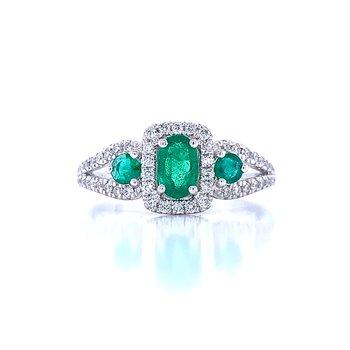 Emerald and Diamond Thriller