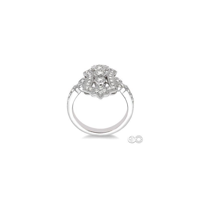 Bryan Beauties Antique Diamond Fashion Ring
