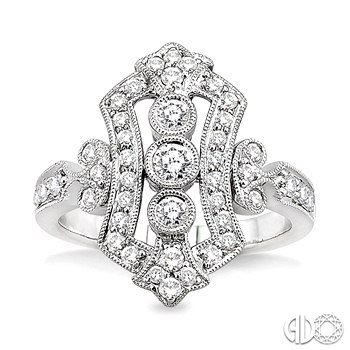 Antique Diamond Fashion Ring