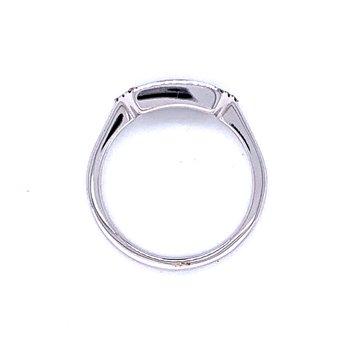 Sliding Diamond Ring