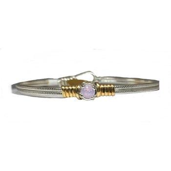 Princess Solitaire Bracelet