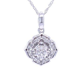 Added Joy Diamond Pendant