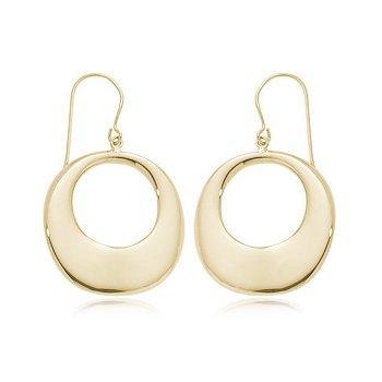 Vermeil Dangle Earrings