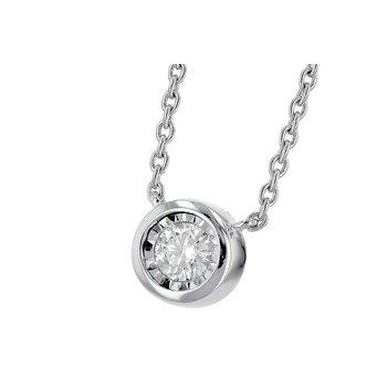 Go with Me Diamond Necklace