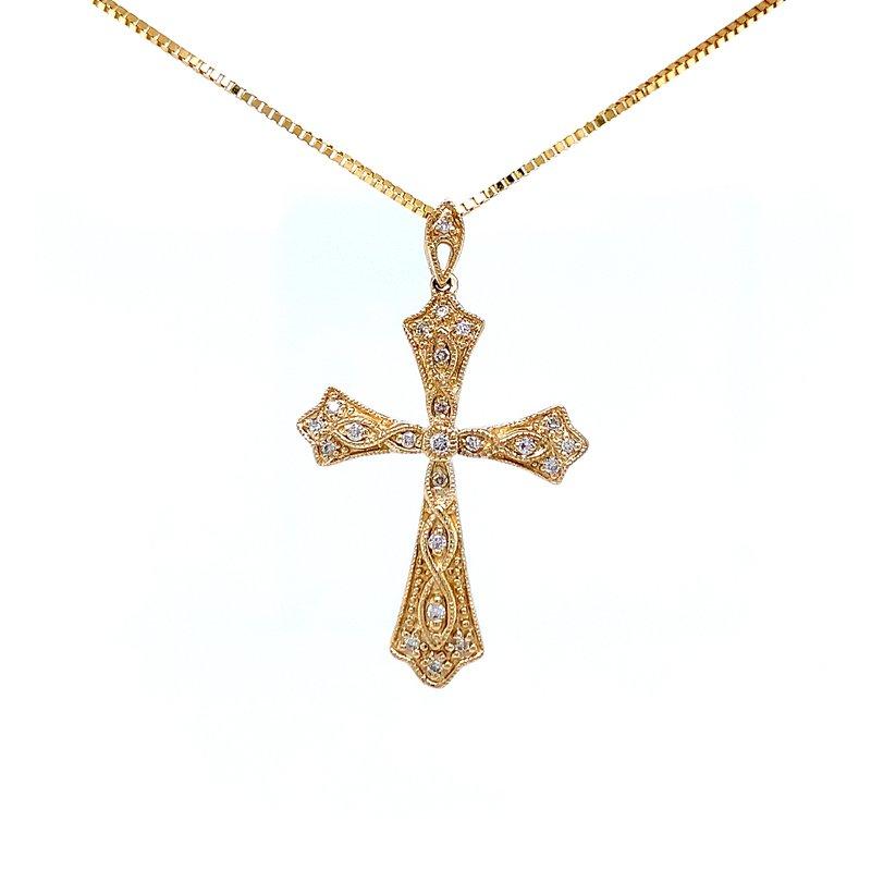 Bryan Beauties Sparkling with Diamonds Cross