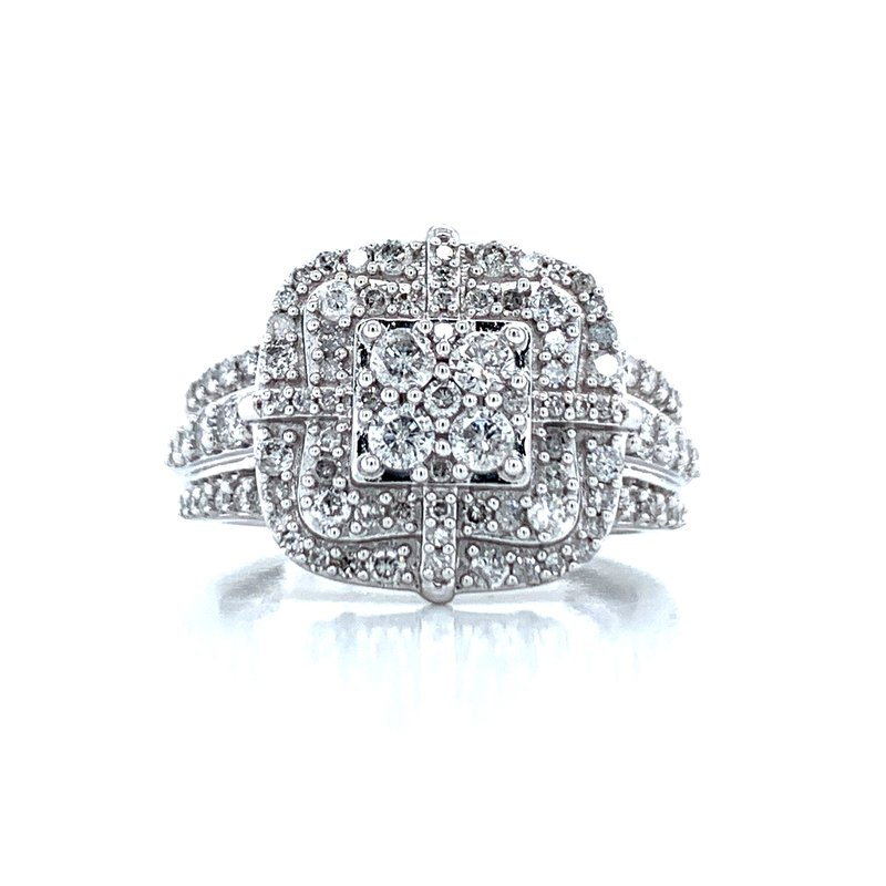 Bryan Beauties Fabulous Find Diamond Fashion Ring.