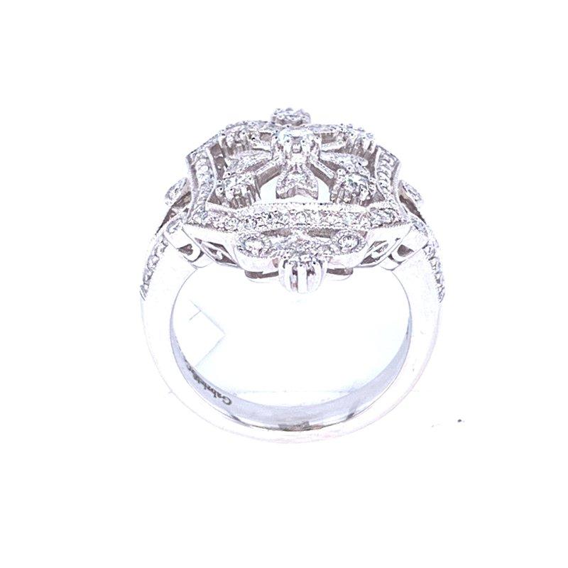 Bryan Beauties Vintage Inspiration Diamond Fashion Ring