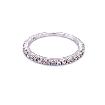 1/4ctw Diamond Wedding Band