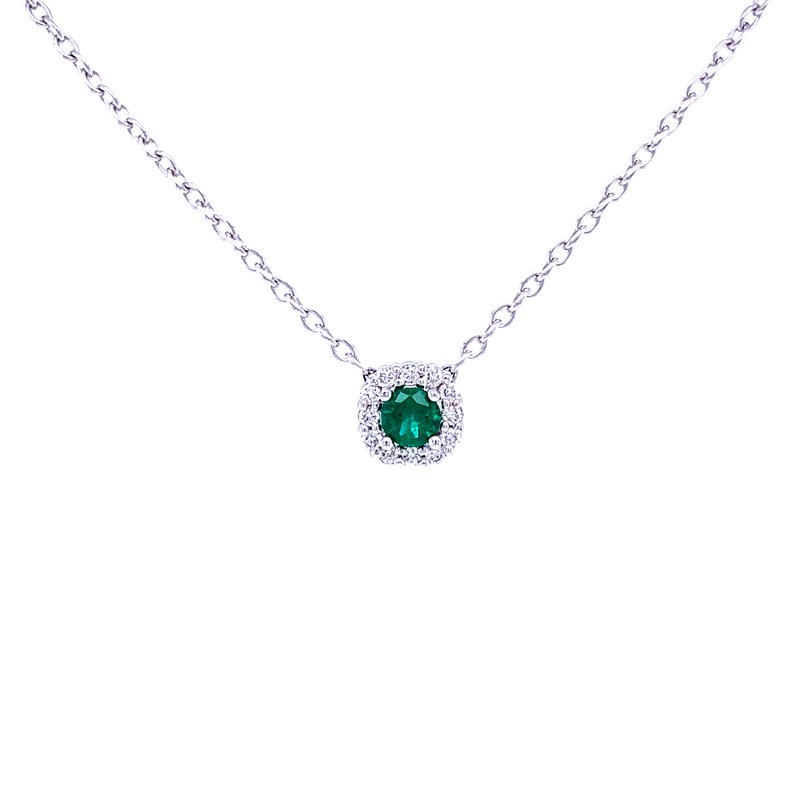 Fana Sophisticated, Yet Simple Emerald Beauty