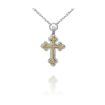 Vahan Cross Pendant
