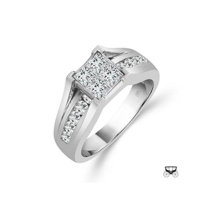 Bryan Beauties Fairytale Diamonds Bridal Set