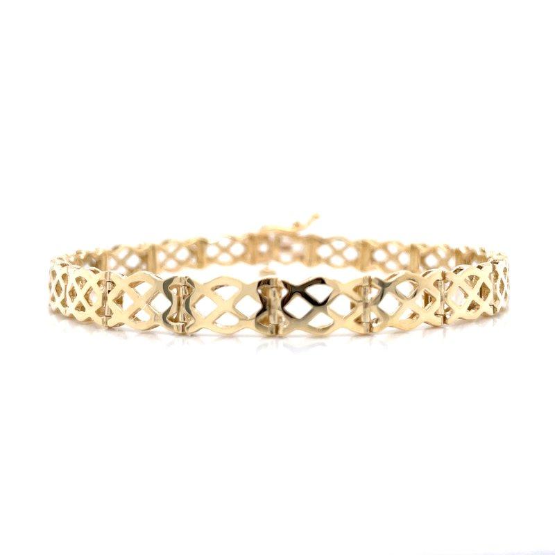 Bryan Beauties Criss Cross Bracelet