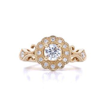Golden Jubilee Diamond Ring