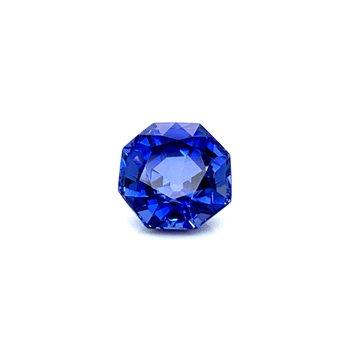 Custom Cut Sapphire-Octagon