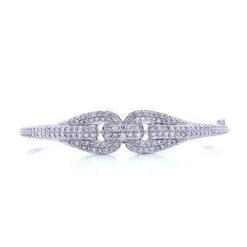 Pave' Passion Diamond Bracelet