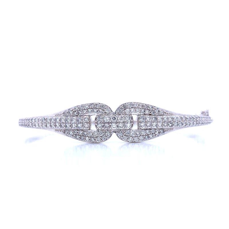 Bryan Beauties Pave' Passion Diamond Bracelet