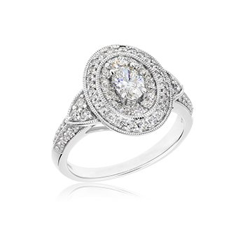 Oh my, What an Oval Ring