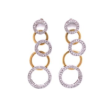 Circle Sensation Earrings