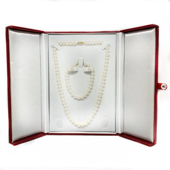 Freshwater Pearl Set-14ky