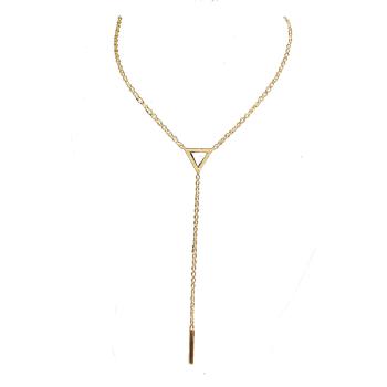 Y Not -Y Necklace