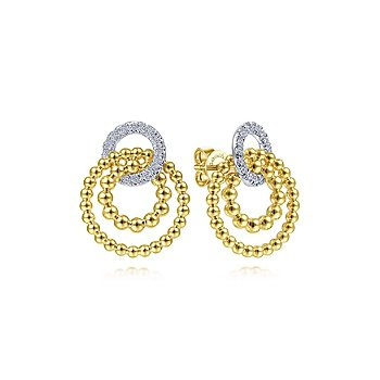 Gabriel 13904 Earrings