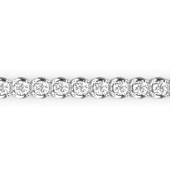 2ctw Lab Grown Diamond Bracelet